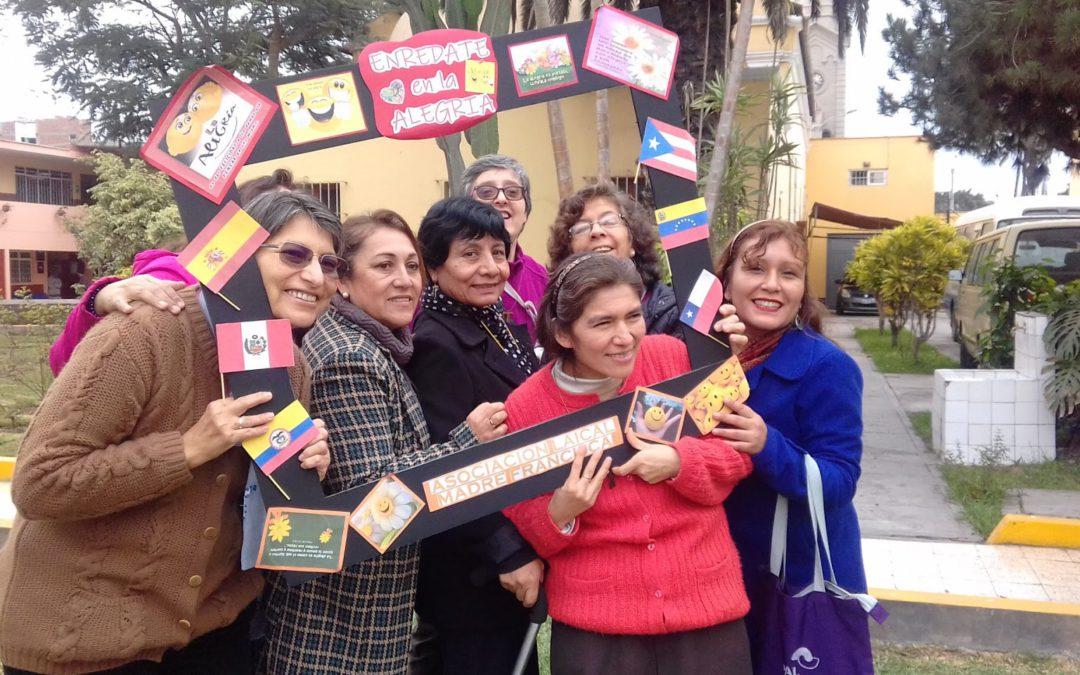 Visita Canónica a Chile y Perú